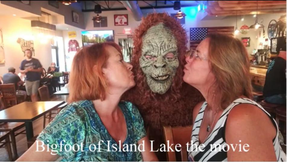 Soundtrack Bigfoot of Island Lake the movie
