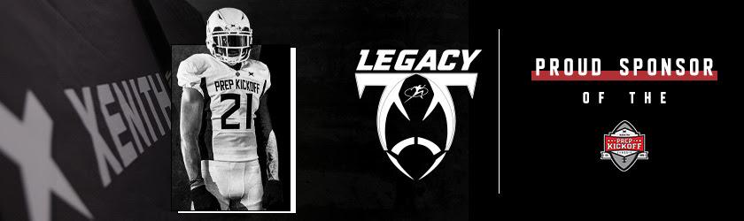 2021 - 2022 Legacy Football Programs